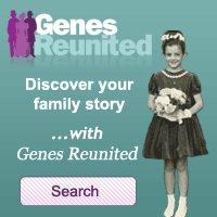 Discover your ancestors at Genes Reunited.co.uk